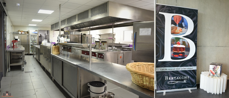 Construction d une cuisine centrale avec restaurant et - Definition d une cuisine centrale ...